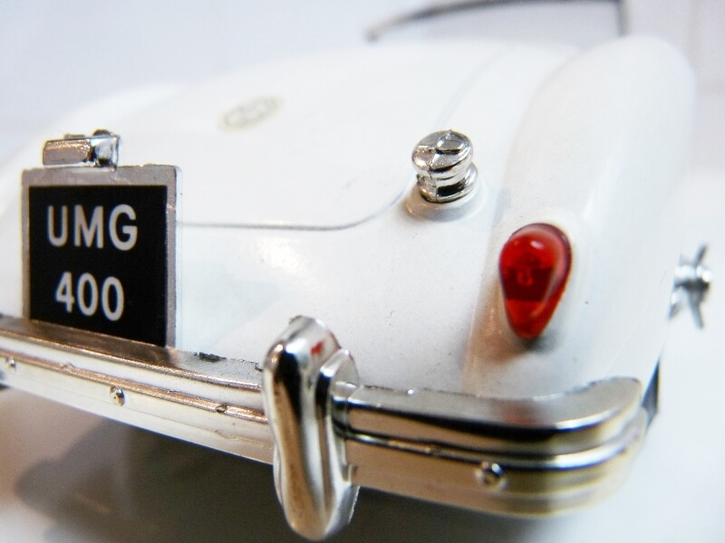 MG A Twin-Cam - 1959 - Tonka Polistil 1/16 ème Mgatc534
