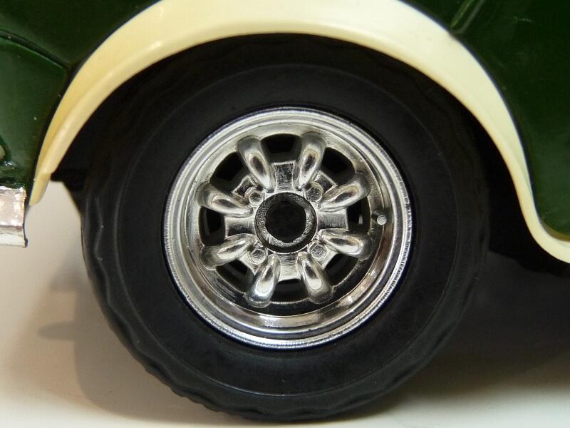 Mini Cooper S - 1964 - Solido 1/16 ème Mini_c25