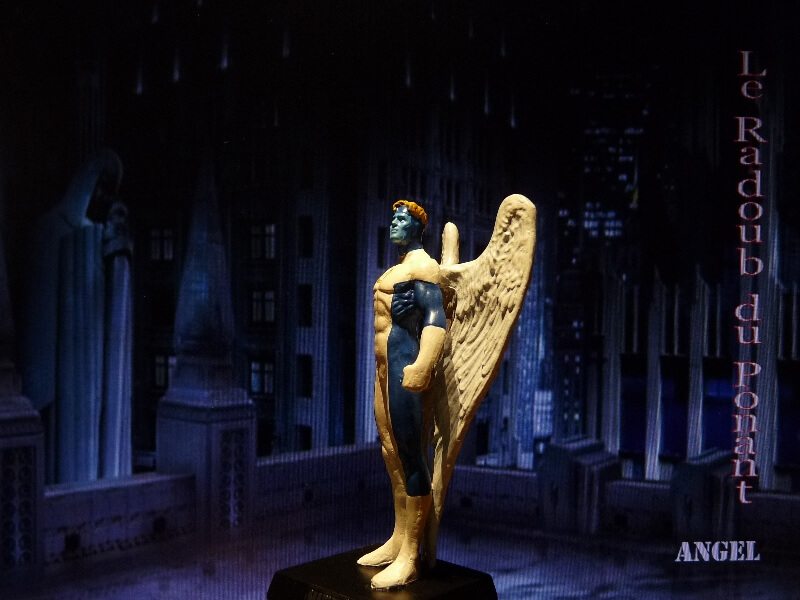 Angel - Figurine en plomb Mlagl210