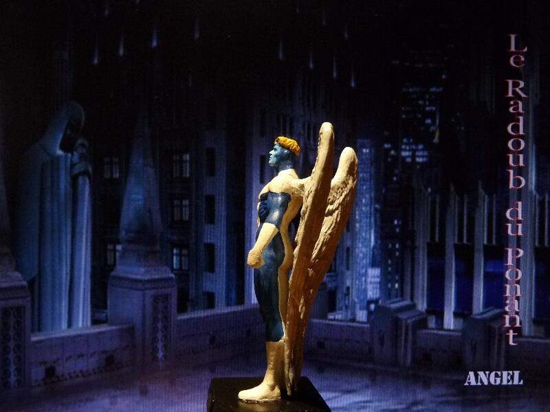 Angel - Figurine en plomb Mlagl310