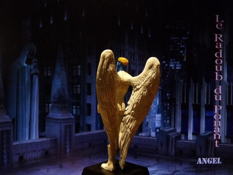 Angel - Figurine en plomb Mlagl410