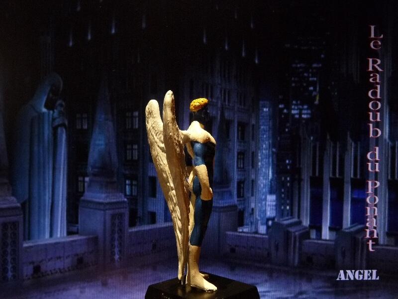 Angel - Figurine en plomb Mlagl610
