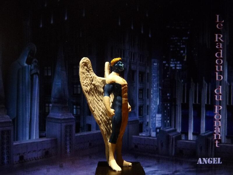 Angel - Figurine en plomb Mlagl710
