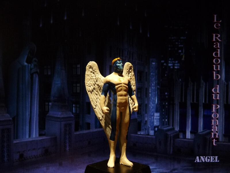Angel - Figurine en plomb Mlagl810