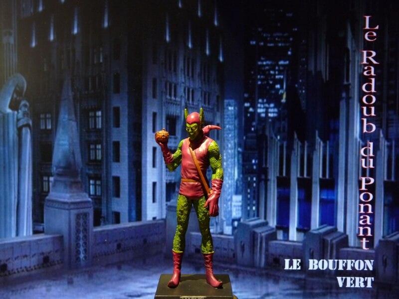 Le Bouffon Vert - Figurine en plomb Mlbv110