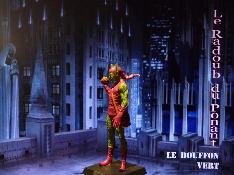Le Bouffon Vert - Figurine en plomb Mlbv210