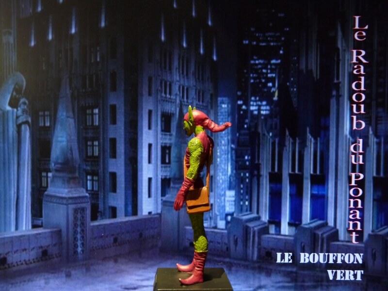 Le Bouffon Vert - Figurine en plomb Mlbv310