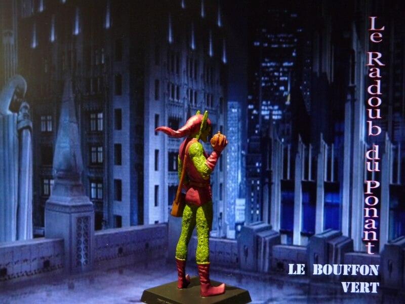 Le Bouffon Vert - Figurine en plomb Mlbv610
