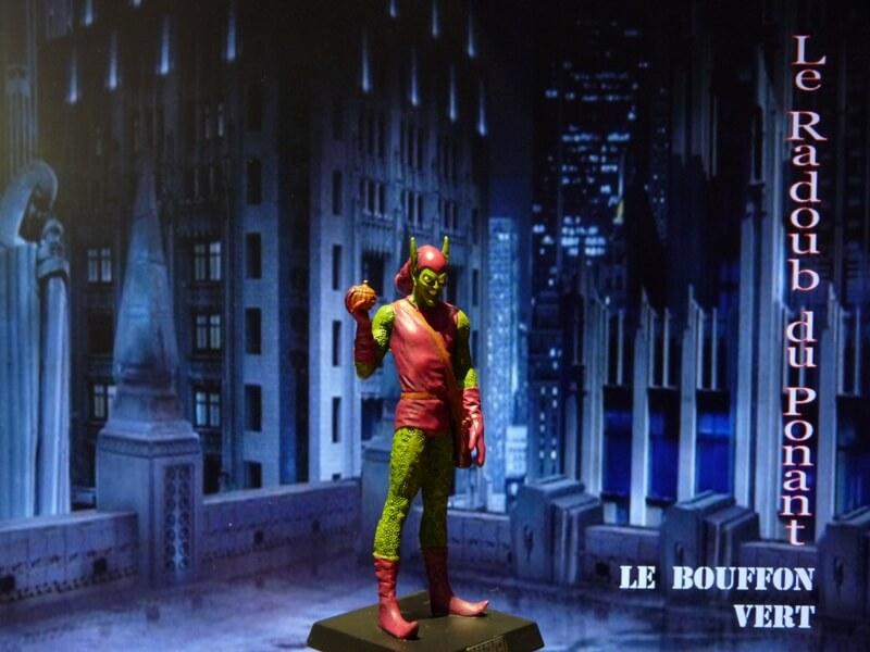 Le Bouffon Vert - Figurine en plomb Mlbv810