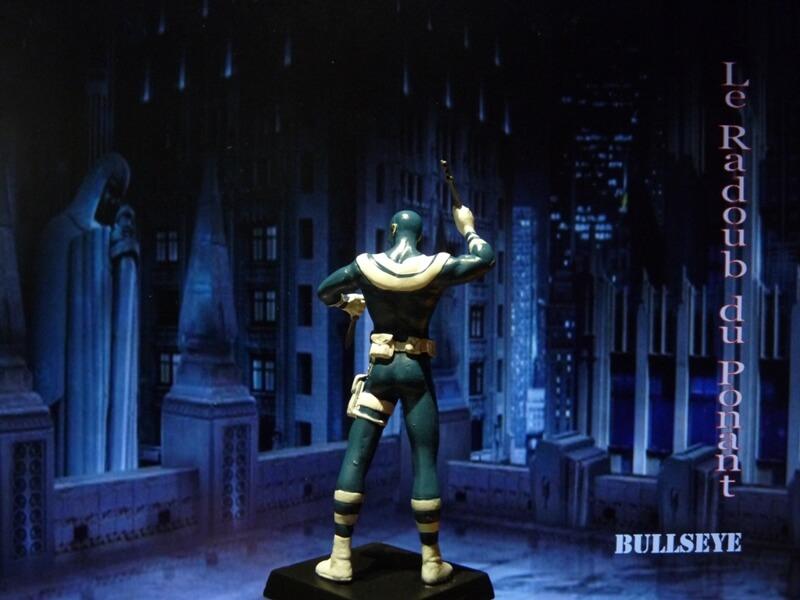 Bullseye - Figurine en plomb Mlbye410