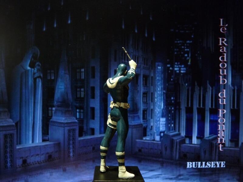 Bullseye - Figurine en plomb Mlbye510