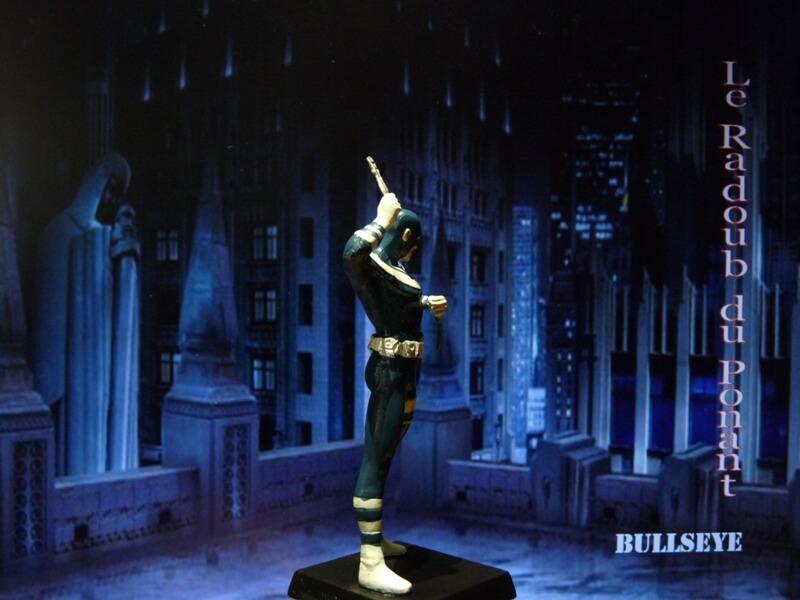 Bullseye - Figurine en plomb Mlbye610