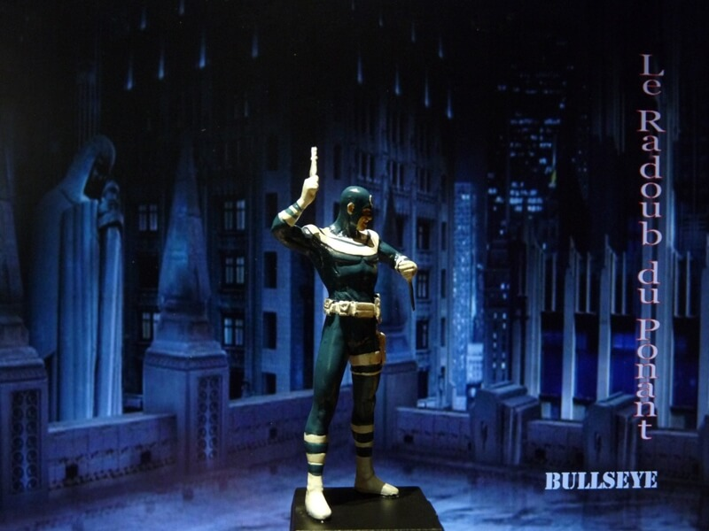 Bullseye - Figurine en plomb Mlbye710