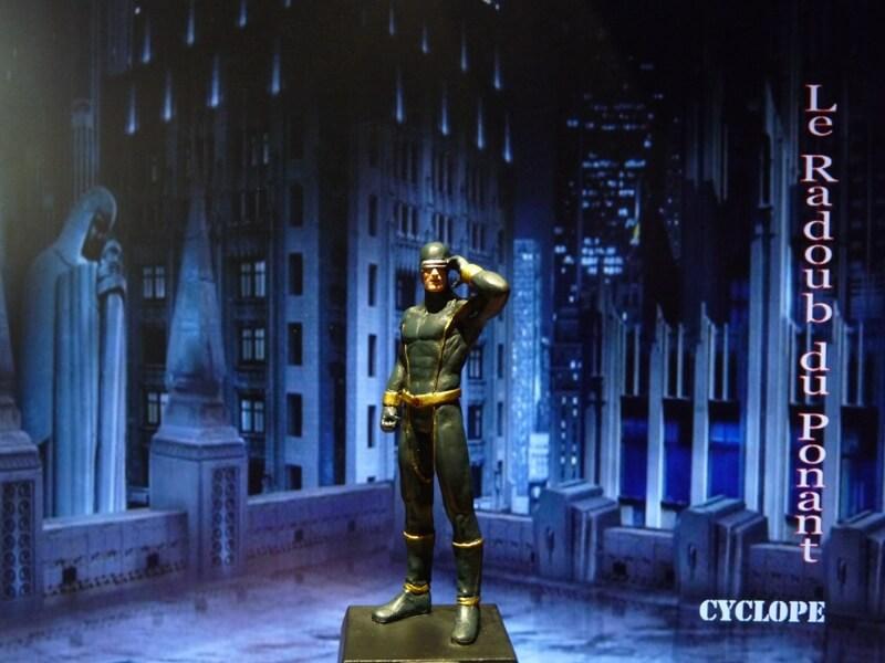 Cyclope - Figurine en plomb Mlcy110