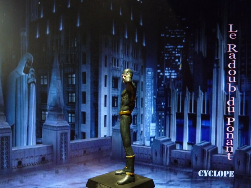 Cyclope - Figurine en plomb Mlcy210