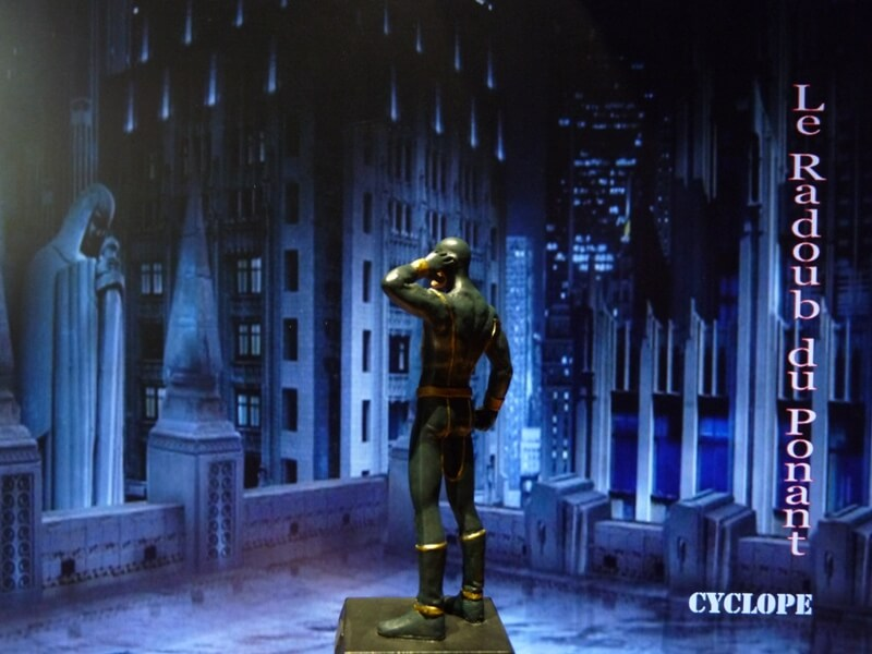 Cyclope - Figurine en plomb Mlcy310