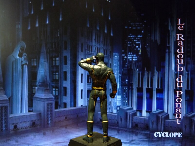 Cyclope - Figurine en plomb Mlcy410