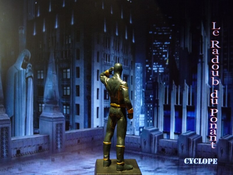 Cyclope - Figurine en plomb Mlcy510