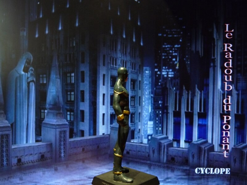 Cyclope - Figurine en plomb Mlcy610
