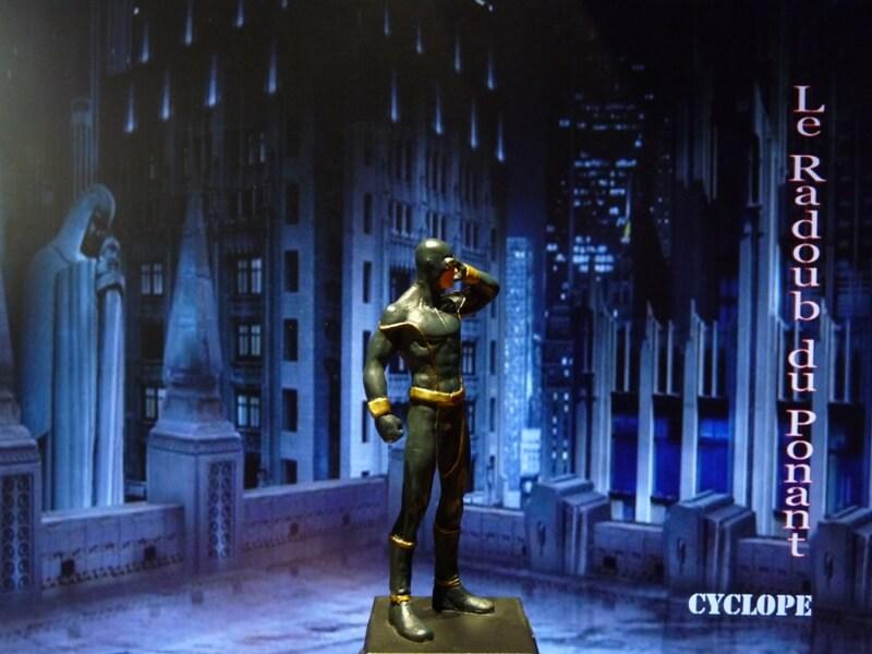 Cyclope - Figurine en plomb Mlcy710