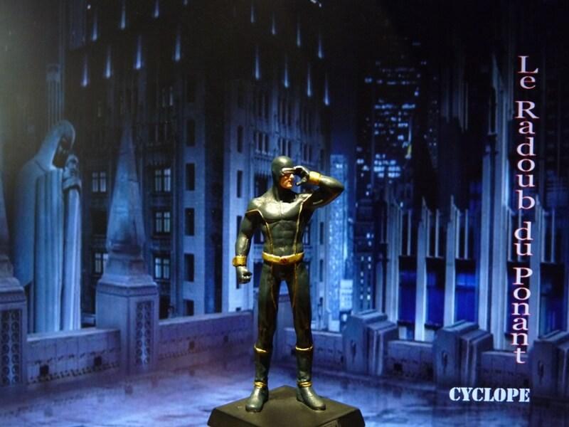 Cyclope - Figurine en plomb Mlcy810