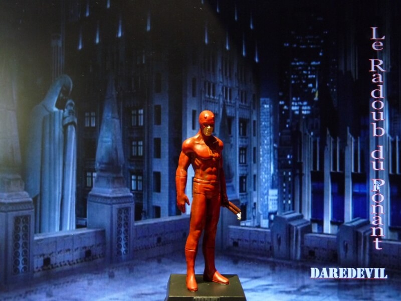 Daredevil - Figurine en plomb Mldrl110