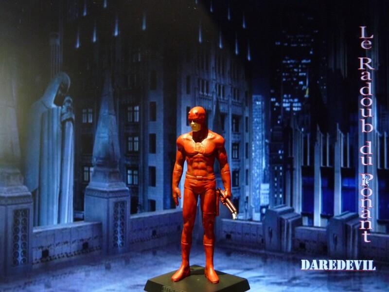 Daredevil - Figurine en plomb Mldrl210