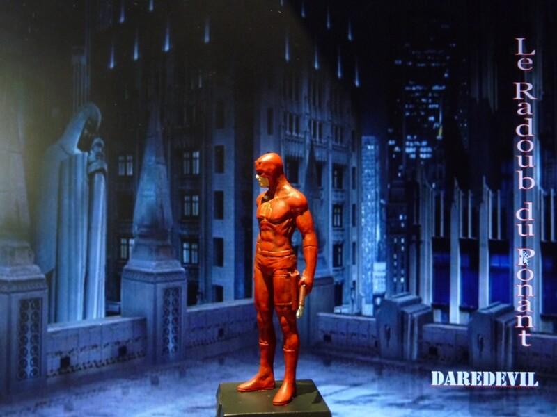 Daredevil - Figurine en plomb Mldrl310