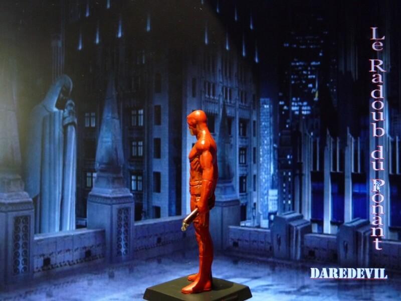 Daredevil - Figurine en plomb Mldrl410