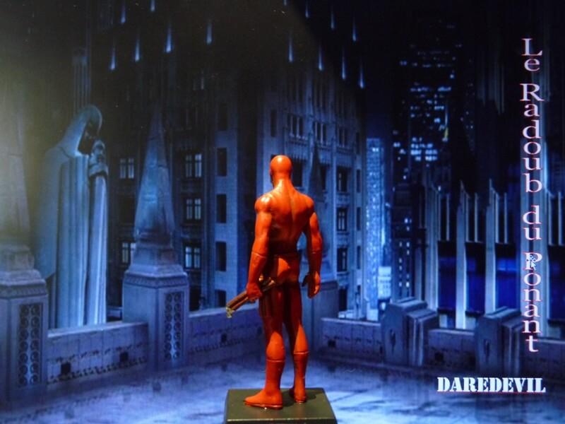 Daredevil - Figurine en plomb Mldrl510