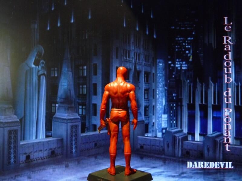 Daredevil - Figurine en plomb Mldrl610