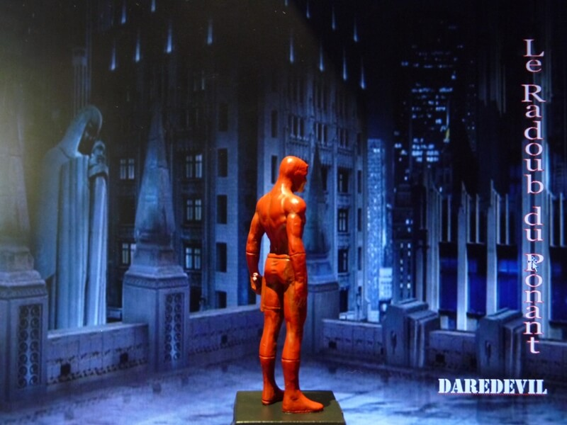 Daredevil - Figurine en plomb Mldrl710