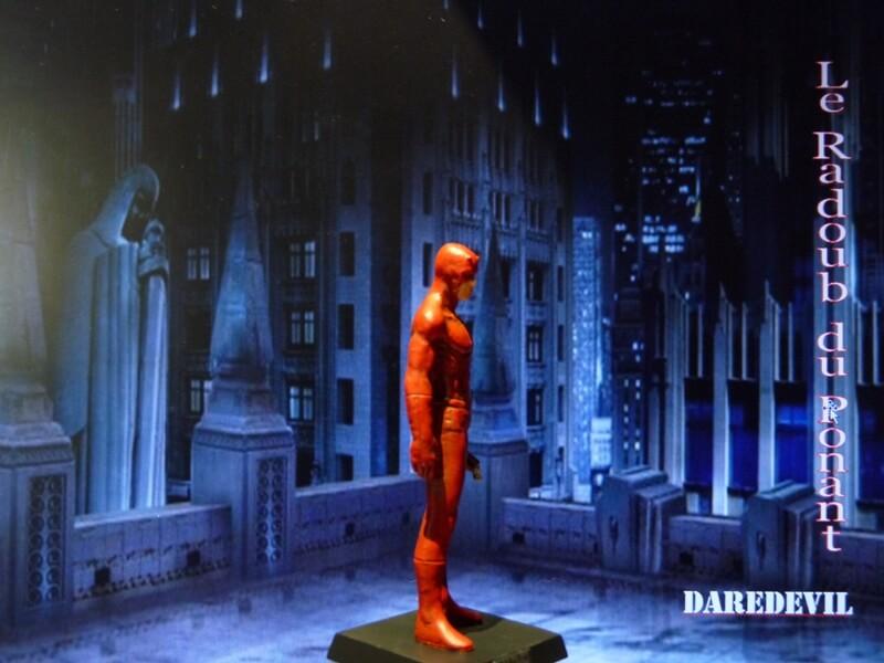 Daredevil - Figurine en plomb Mldrl810