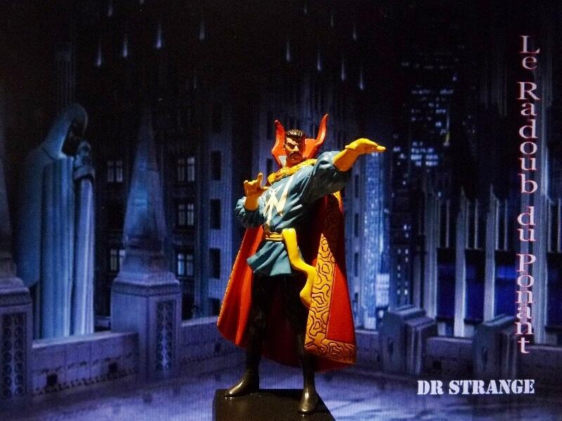 Dr Strange - Figurine en plomb Mldrst10