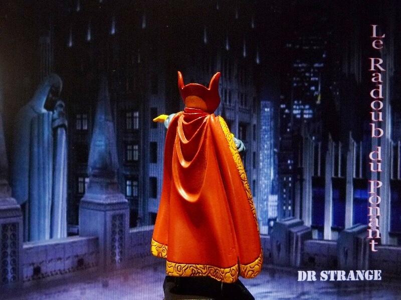 Dr Strange - Figurine en plomb Mldrst12