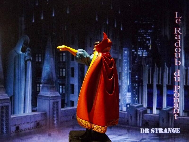 Dr Strange - Figurine en plomb Mldrst13