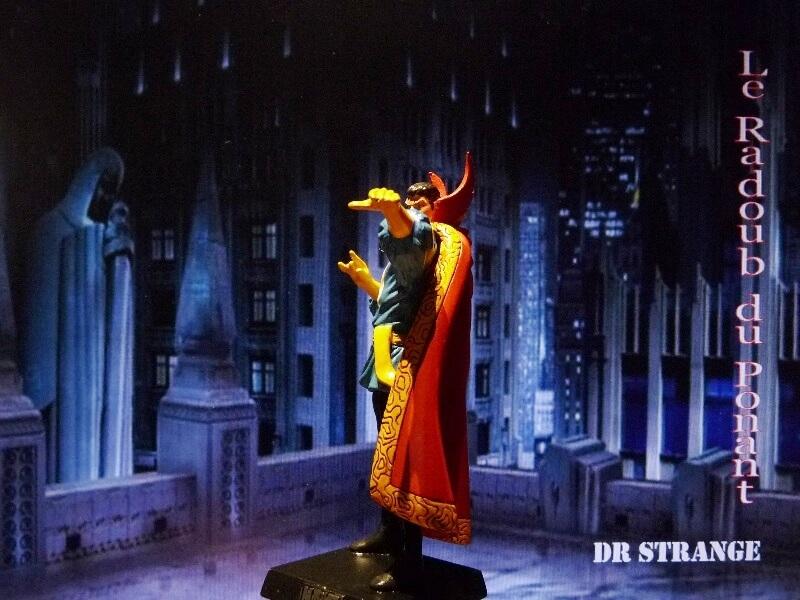 Dr Strange - Figurine en plomb Mldrst14