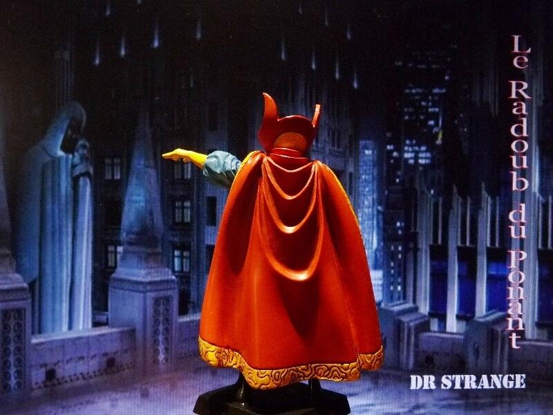 Dr Strange - Figurine en plomb Mldrst15