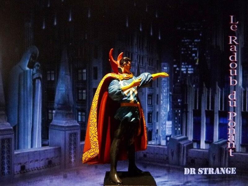 Dr Strange - Figurine en plomb Mldrst16