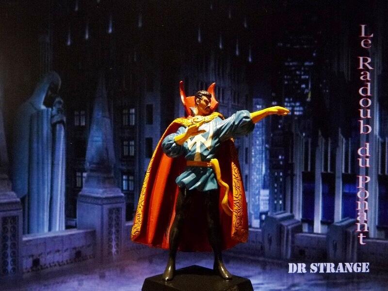 Dr Strange - Figurine en plomb Mldrst17