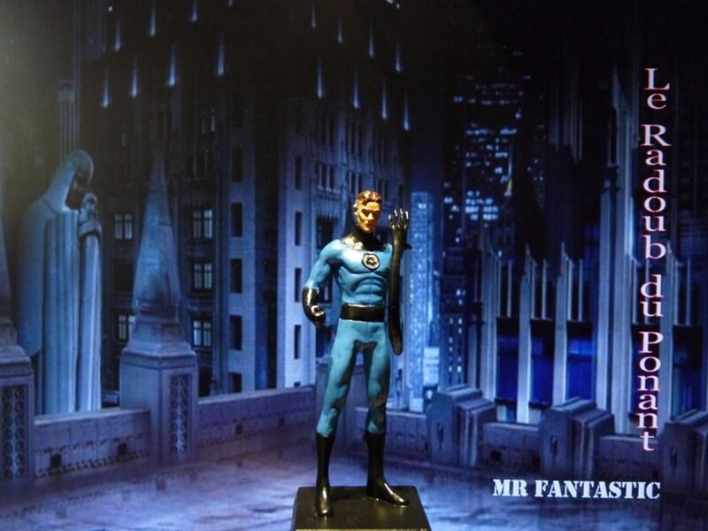 Mister Fantastic - Figurine en plomb  Mlfatc10