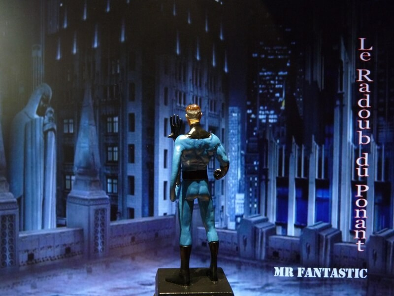 Mister Fantastic - Figurine en plomb  Mlfatc11