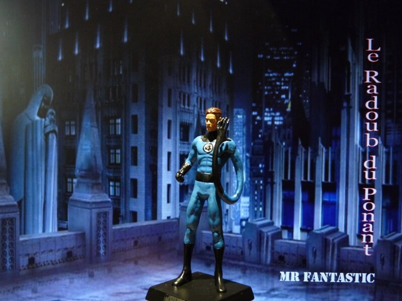 Mister Fantastic - Figurine en plomb  Mlfatc12