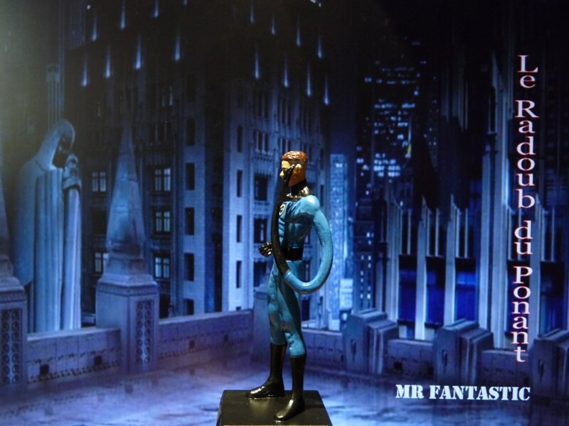 Mister Fantastic - Figurine en plomb  Mlfatc13