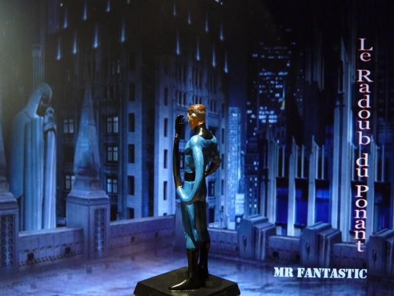 Mister Fantastic - Figurine en plomb  Mlfatc14