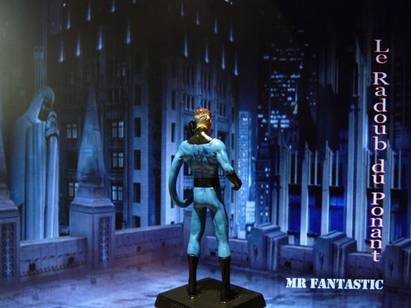 Mister Fantastic - Figurine en plomb  Mlfatc15