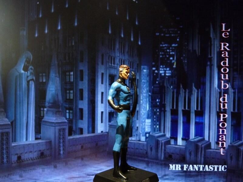 Mister Fantastic - Figurine en plomb  Mlfatc16