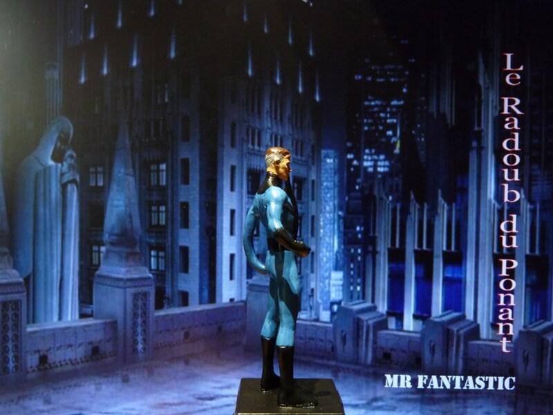 Mister Fantastic - Figurine en plomb  Mlfatc17