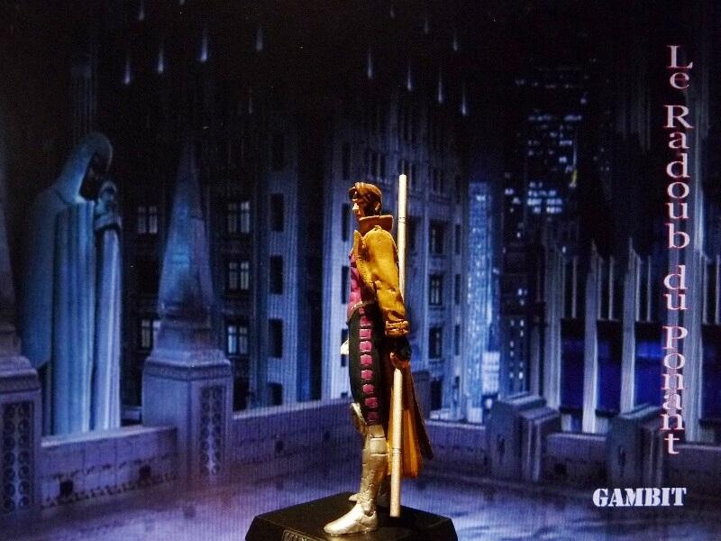 Gambit - Figurine en plomb Mlgmt210