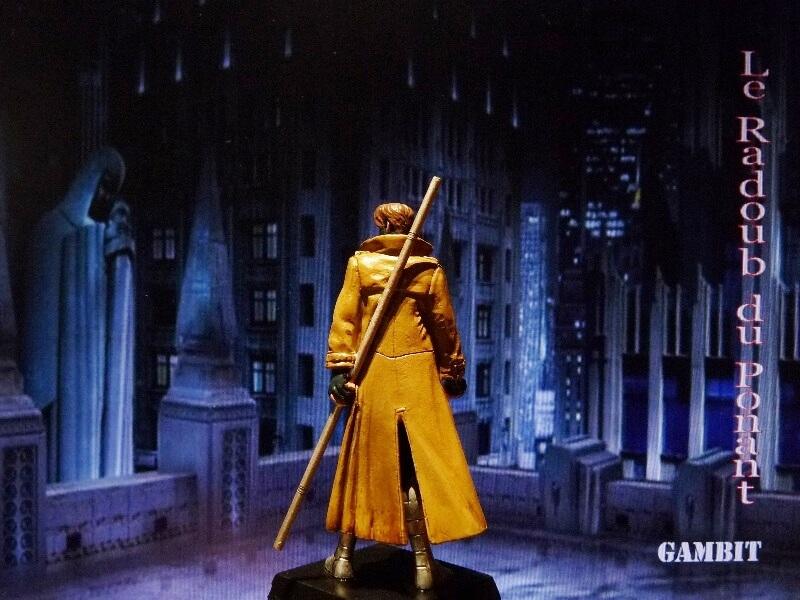 Gambit - Figurine en plomb Mlgmt410